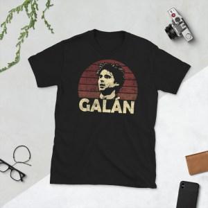 Black Jose Galan and Valour FC T-Shirt