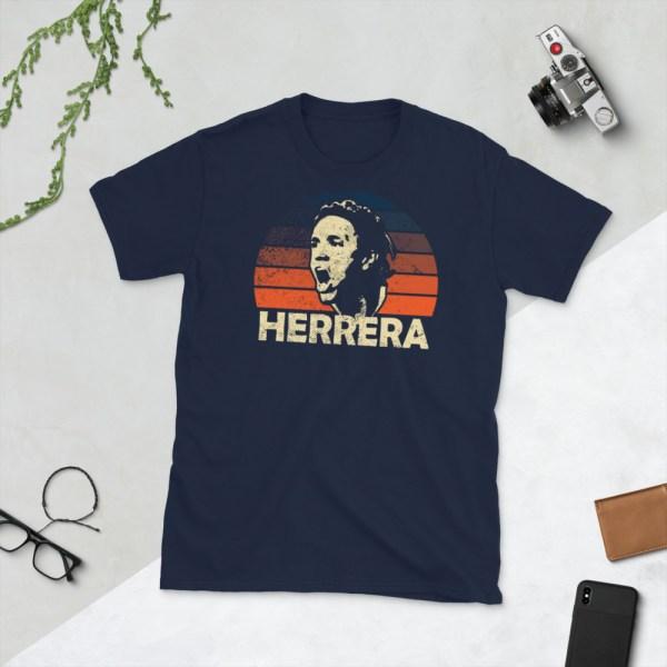 Navy Jorge Herrera T-Shirt