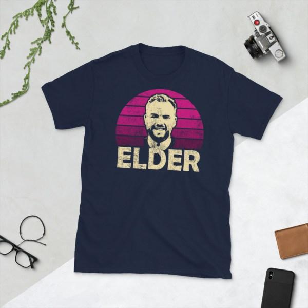 Navy Matt Elder and Minneapolis City SC T-Shirt