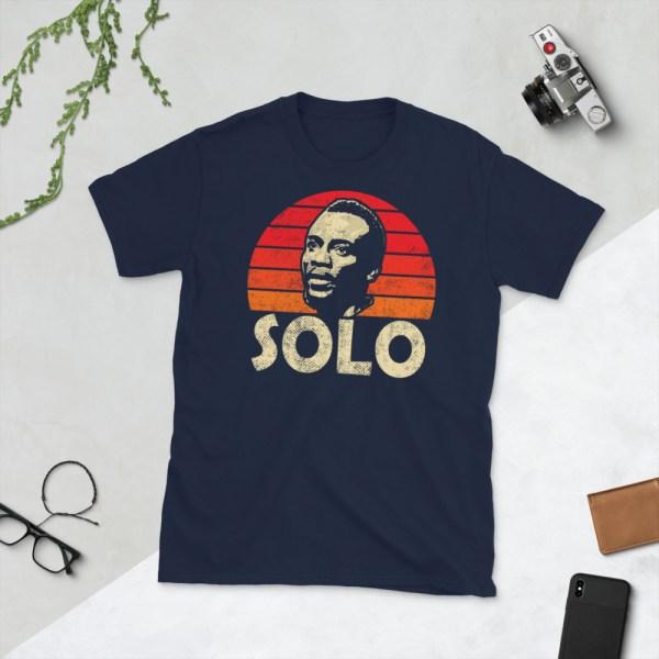 Navy Solomon Asante and Phoenix Rising T-Shirt