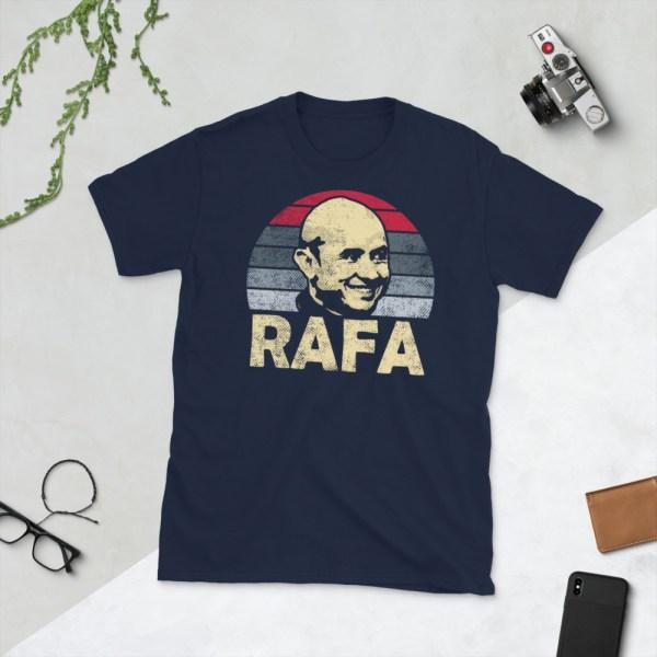 Navy Rafa Castillo and San Antonio T-Shirt