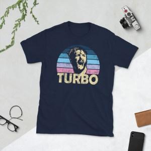 Navy Turbo Tobin and Forward Madison T-Shirt