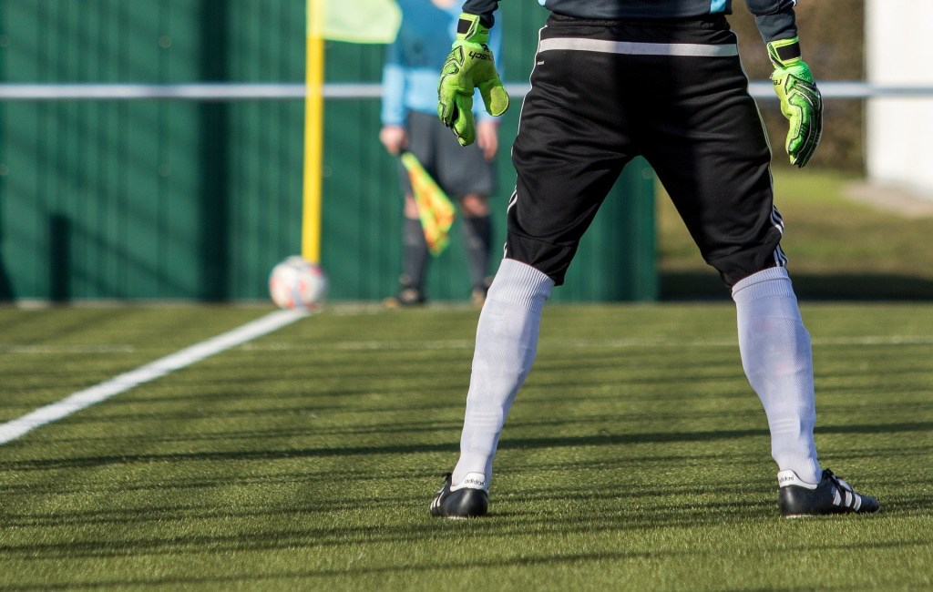 Goalie tips - Position during a corner kick