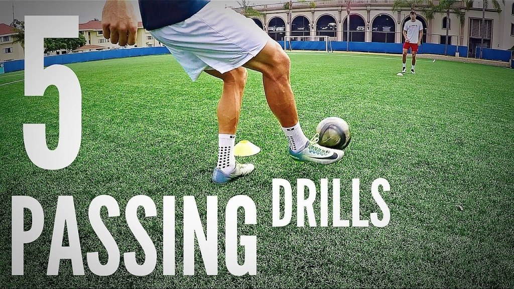 Essential passing drills