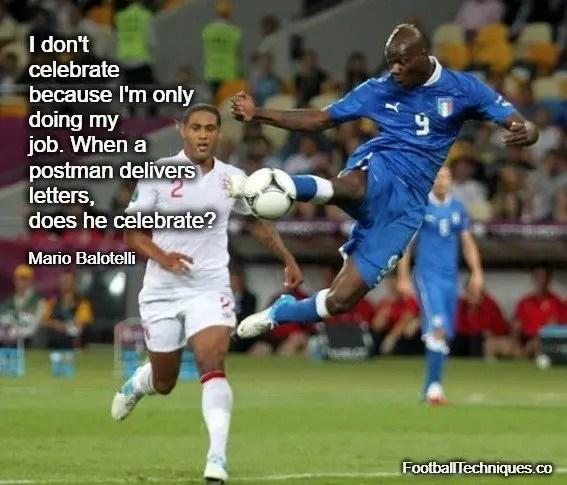 Mario Balotelli quote