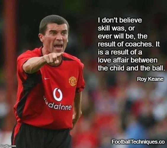 Roy Keane quote