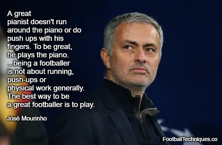 José Mourinho quote