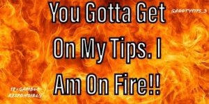 Football Tips On Fire