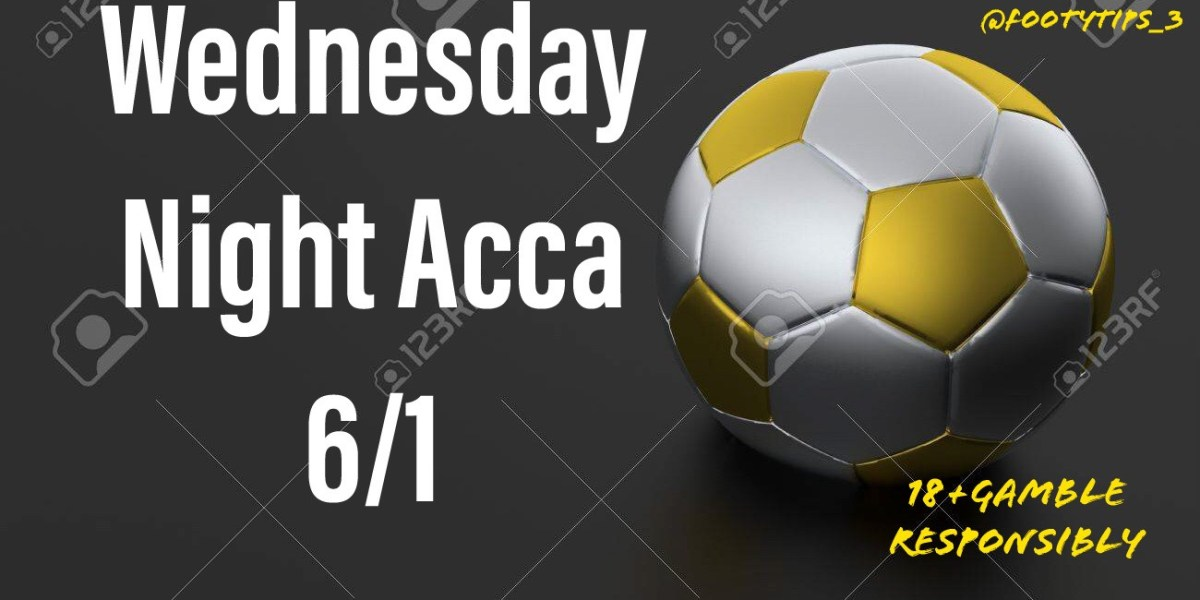 Wednesday night football tip for January 20th with odds coming in at 6/1.