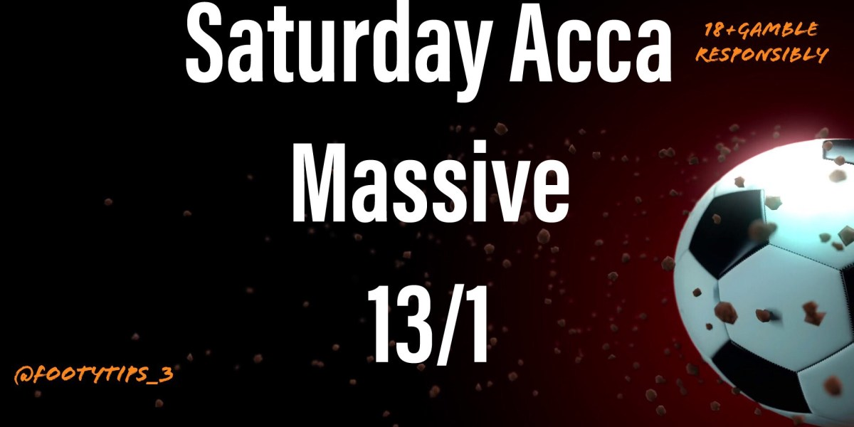 Saturday football tip with massive odds of 13/1 for 6th February.