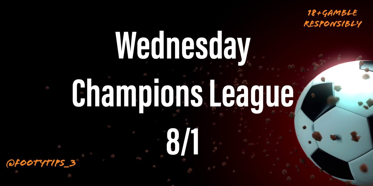 Wednesday night Champions League football tip for the 17th with odds coming in at 8/1.