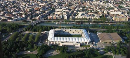 Image result for stade de reims stadiu""