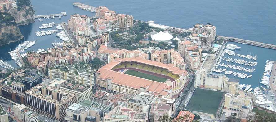 Stade Louis II AS Monaco Guide Football Tripper