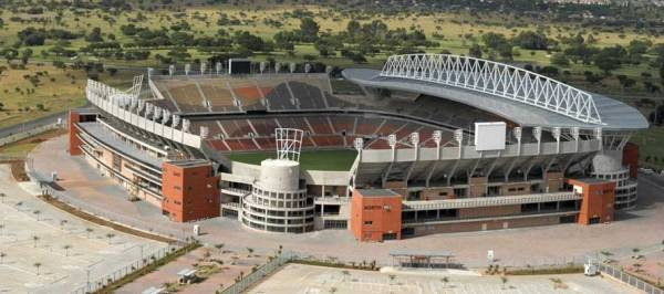 Peter Mokaba Stadium - Polokwane City | Football Tripper