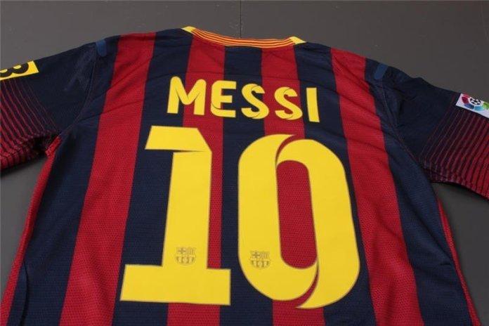 номера на футболка известных футболистов