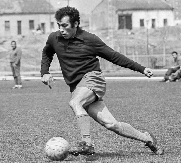 Йозеф Бицан фото футболиста