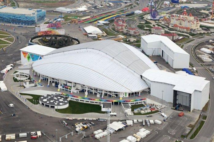 Стадион в Сочи к ЧМ 2018