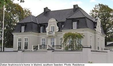 Дом Ибрагимовича фото