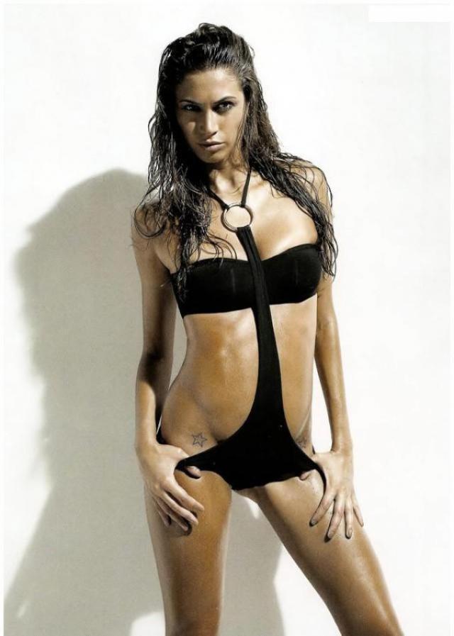 Красивая жена футболиста Боатенга