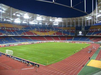 Букит Джалил стадион