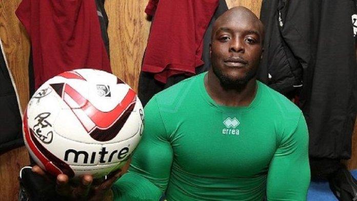 Самый накаченный футболист