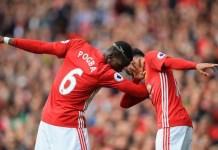 Празднование голов в футболе