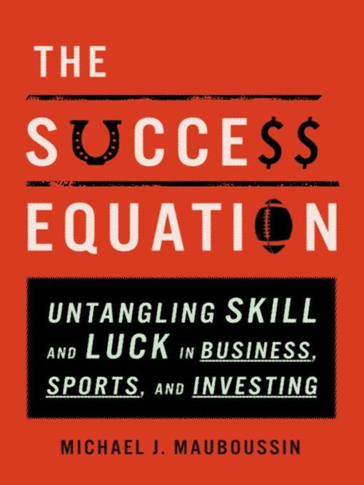 """Книга про ставки на спорт """"Уравнение успеха"""""""
