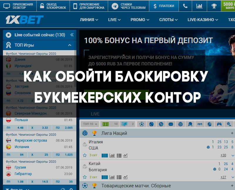 сайт посвященный букмекерским конторам
