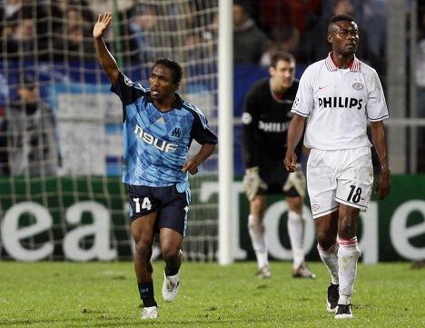 Бакари Коне маленький футболист