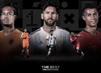 Лучшие футболисты в мире 2019