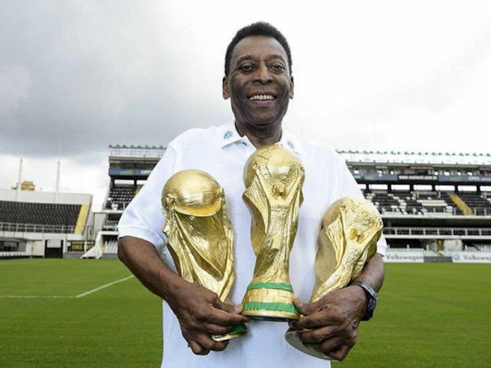 Самый заслуженный футболист в мире