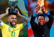 Титулованные футболисты в мире