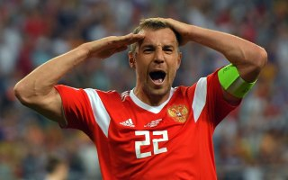 Нападающий сборной России