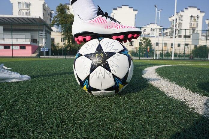 Диаметр и вес футбольного мяча