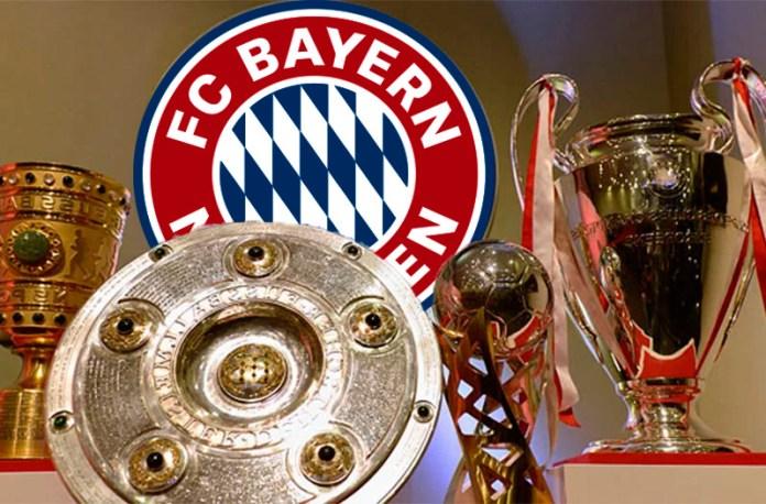 Бавария - титулованный клуб мира