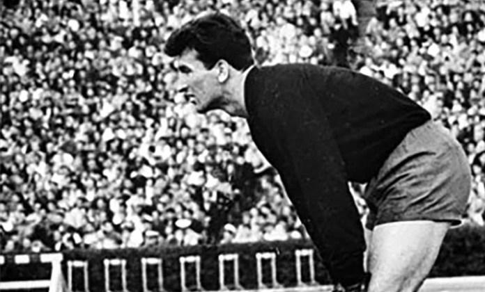 Вратарь СССР Виктор Банников фото