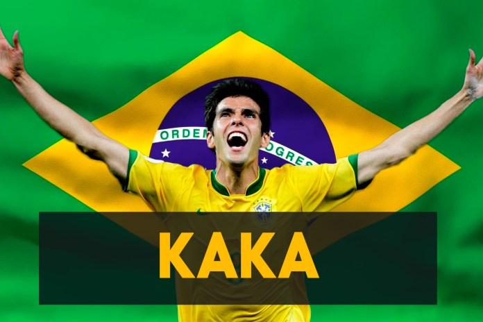 Известный футболист Бразилии