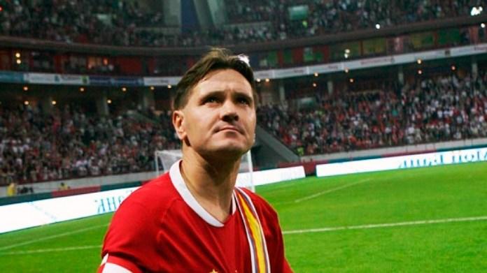 Дмитрий Аленичев футболист фото в молодости