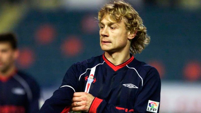 Валерий Карпин фото футболиста в Сельте