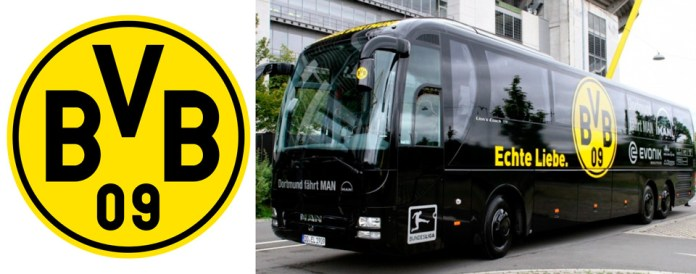 Автобус Боруссии Дортмунд