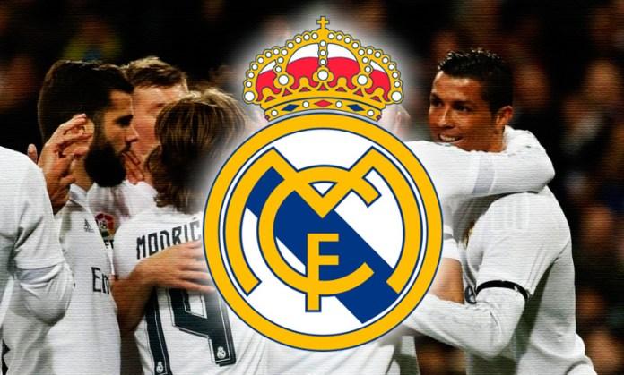 Реал Мадрид победная серия