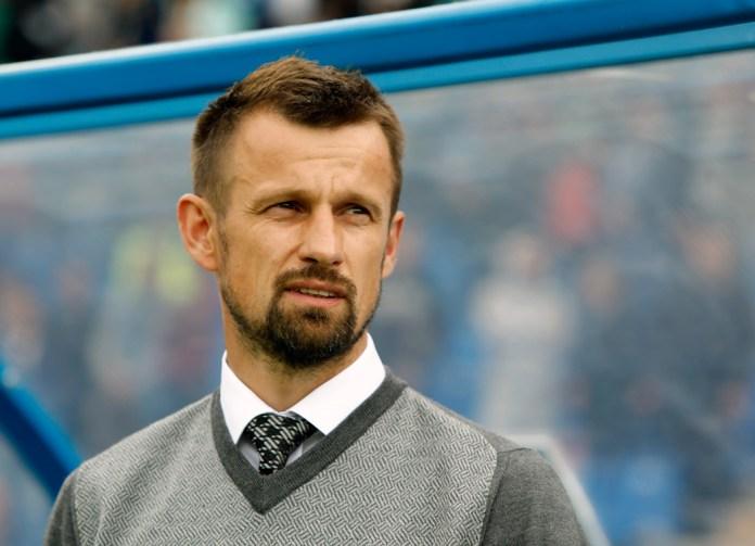 Сергей Семак - главный тренер Зенита (фото)