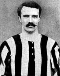 Футболист Патрик Уильям Гровс