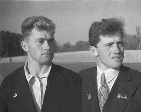 Братья Старостины фото
