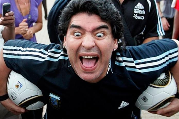 Марадона в неадеквате