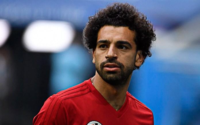 Мухамед Салах - фото футболиста