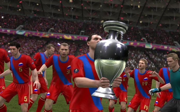 УЕФА Евро игра на ПК