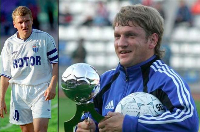 Валерий Есипов футболист