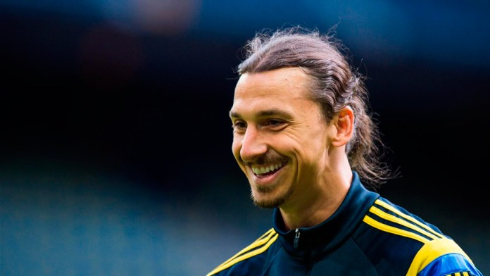 Златан Ибрагимович фото футболиста