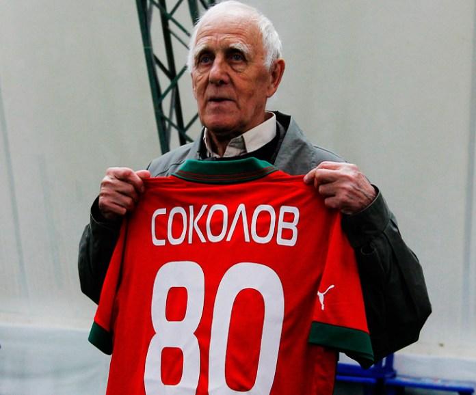Виктор Соколов легенда Локо